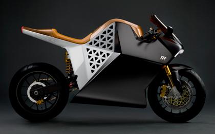 m1 1 Une vraie moto électrique
