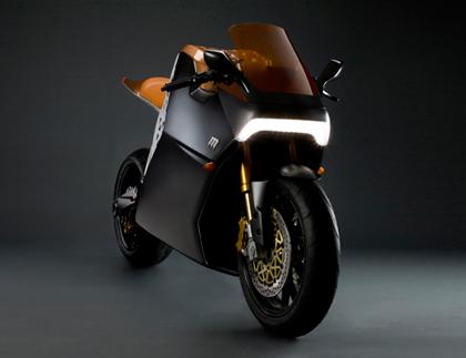m1 3 Une vraie moto électrique